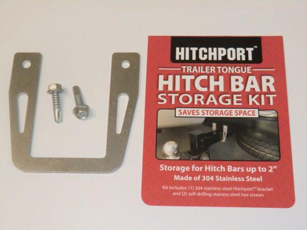 Hitchport® 2″ Hitch Bar Storage Mount