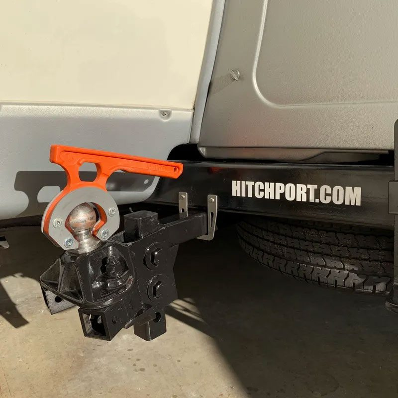 Hitch clamp