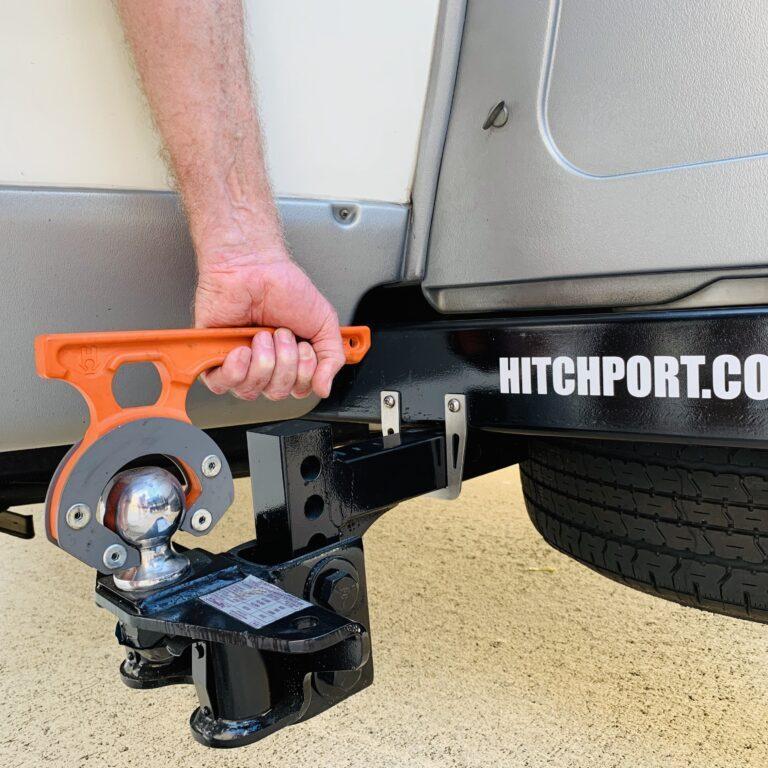 Hitchgrip on ballmount & arm 5540 7.19.20